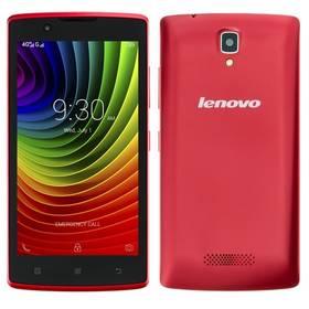 Lenovo A2010 DualSIM LTE (PA1J0124CZ) červený SIM s kreditem T-Mobile 200Kč Twist Online Internet (zdarma)+ Voucher na skin Skinzone pro Mobil CZ v hodnotě 399 KčSoftware F-Secure SAFE 6 měsíců pro 3 zařízení (zdarma)
