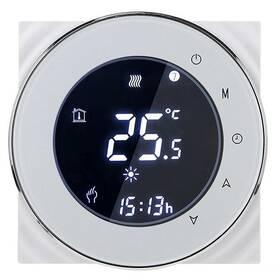 iQtech SmartLife GBLW-W, WiFi termostat pro podlahové vytápění (IQTGBLW-W) bílý