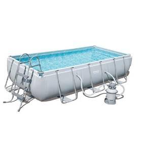 Bestway Steel Frame Pool 404 x 201 x 100 cm + Doprava zdarma