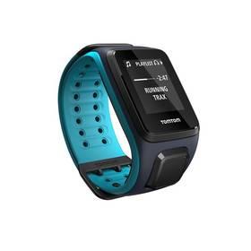 Tomtom Runner 2 Music (L) (1REM.001.01) modré Sluchátka TomTom Sports Bluetooth headset (zdarma) + Doprava zdarma