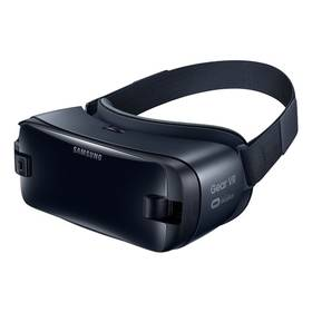 Samsung Gear VR 2018 + Controller (SM-R325NZVAXEZ) černé + Doprava zdarma