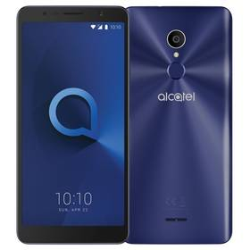 Mobilní telefon ALCATEL 3C 5026D Dual SIM (5026D-2BALE11) modrý (vrácené zboží 8800305777)