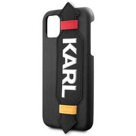 Karl Lagerfeld Strap na Apple iPhone 11 Pro (KLHCN58HDAWBK) černý (vrácené zboží 8800398105)