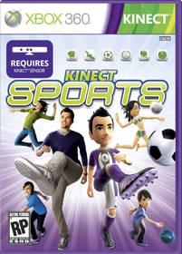 Microsoft Xbox 360 Sports (Kinect ready) (YQC-00019)