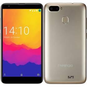 Prestigio Muze H5 LTE Dual SIM (PSP5523DUOGOLD) zlatý Software F-Secure SAFE, 3 zařízení / 6 měsíců (zdarma)