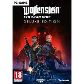 Hra Bethesda PC Wolfenstein: Youngblood Deluxe Edition (5055856425281)