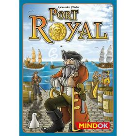 Hra Mindok Port Royal