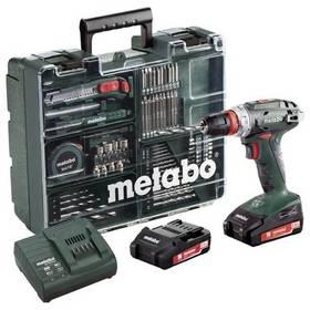 Metabo BS 18 Quick MD 2x2,0Ah zelená + Doprava zdarma