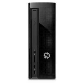 PC mini HP Slimline 260-a103nc (Y4K43EA#BCM) čierny
