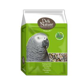 Deli Nature Premium PARROTS with FRUIT Velký papoušek 3 kg