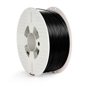 Verbatim PET-G 1,75 mm pro 3D tiskárnu, 1kg (55052) černá