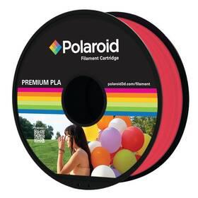 Polaroid Universal Premium PLA 1kg 1.75mm (3D-FL-PL-8019-00) červená/průhledná
