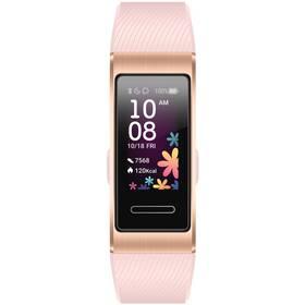 Huawei Band 4 Pro (55024889) růžový/zlatý (vrácené zboží 8800956687)