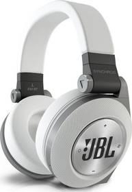 JBL E50BT (500363220416) bílá + Doprava zdarma
