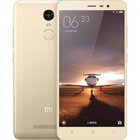Xiaomi Redmi Note 3 16 GB (472230) zlatý + Software F-Secure SAFE 6 měsíců pro 3 zařízení v hodnotě 999 Kč jako dárek + Doprava zdarma