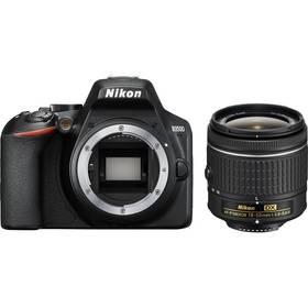 Nikon D3500 + AF-P DX 18-55mm (VBA550K002) černý + Cashback 2500 Kč + Doprava zdarma