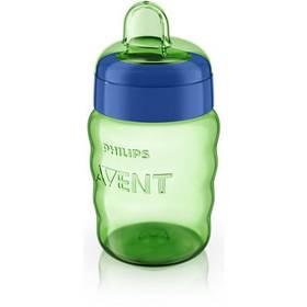 Philips AVENT Classic 260 ml modrý/zelený