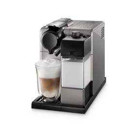 DeLonghi Nespresso Lattissima Touch EN550.S stříbrné + K nákupu poukaz v hodnotě 1 000 Kč na další nákup + Doprava zdarma