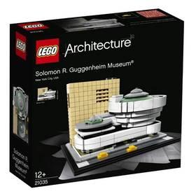 LEGO® ARCHITECTURE® 21035 Guggenheimovo muzeum