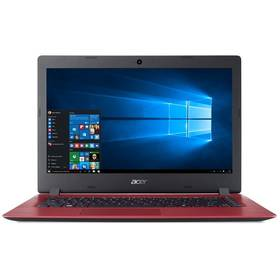 Acer Aspire 1 (A114-32-C8FY) (NX.GWAEC.002) červený (poškozený obal 3540100107)