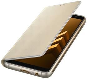 Samsung Neon flip pro Galaxy A8 2018 (EF-FA530P) (EF-FA530PFEGWW) zlaté
