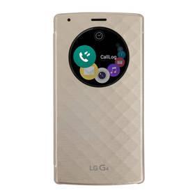 LG Quick Circle (Snap On) pro G4 (CFV-100.AGEUGD) zlaté