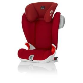 Römer KIDFIX SL SICT 2016, Flame Red 15-36 kg červená + Doprava zdarma
