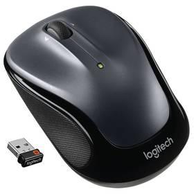 Logitech Wireless Mouse M325 Dark Silver (910-002142) + Doprava zdarma