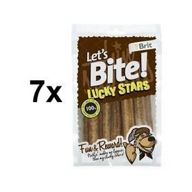 Brit Lets Bite Lucky Stars 7 x 100 g