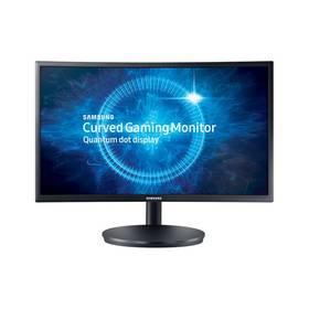 Samsung C24FG70F (LC24FG70FQUXEN) Myš OZONE NEON M50 RGB / optická / 6 tlačítek / 5000dpi - černá (zdarma) + Doprava zdarma