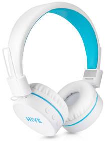 Niceboy HIVE (Hive-wh) bílá + Power Bank GoGEN 2000mAh - bílá/modrá v hodnotě 99 Kč