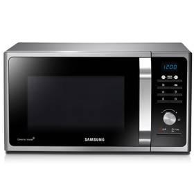 Samsung MS23F301TAS/EO černá/stříbrná/nerez + Navíc sleva 10 %