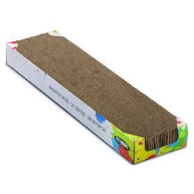 Argi kartonové pro kočky se šantou - 48 x 12 x 5 cm