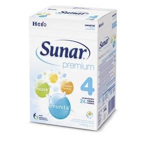 Sunar Premium 4, 600kg x 6ks + Doprava zdarma