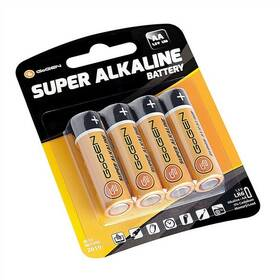 GoGEN SUPER ALKALINE AA, LR06, blistr 4ks (GOGR06ALKALINE4)