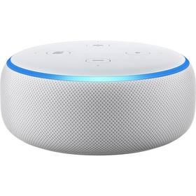 Amazon Echo Dot Sandstone (3.generace) bílý (Zboží vrácené ve 14 denní lhůtě, servisované 8800449784)