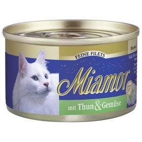 Miamor Filet tuňák + zelenina 100g