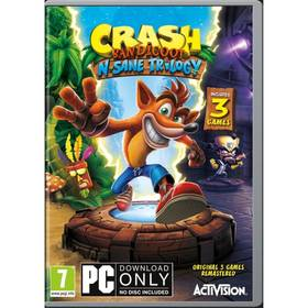 Hra Activision PC Crash Bandicoot N.Sane Trilogy (CEPC0370)