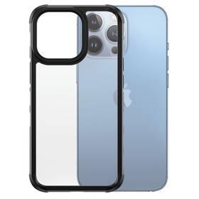 PanzerGlass SilverBulletCase na Apple iPhone 13 Pro (0324) čierny/priehľadný