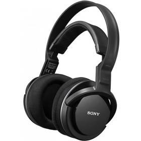 Sony MDR-RF855RK (MDRRF855RK.EU8) černá + Doprava zdarma
