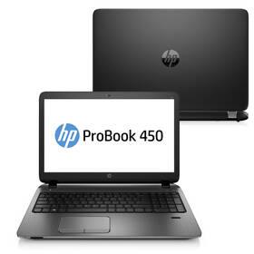 """HP ProBook 450 G2 (P5S30ES#BCM) černý + Voucher na skin Skinzone pro Notebook a tablet CZ v hodnotě 399 Kč jako dárekBrašna na notebook ATTACK IQ Cord 15.6"""" - černá (zdarma) + Software za zvýhodněnou cenu + Doprava zdarma"""