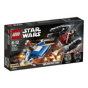 LEGO® STAR WARS™ 75196 Stíhačka A-Wing™ vs. mikrostíhačka TIE Silenc