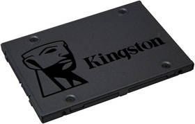 Kingston A400 480GB (SA400S37/480G) šedý