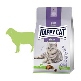 HAPPY CAT Senior Weide-Lamm 4 kg