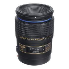 Tamron AF SP 90mm F/2.8 Di Macro 1:1 VC USD pro Canon (F017E) černý + Doprava zdarma