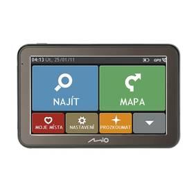 Navigační systém GPS Mio Spirit 7670 Full Europe Lifetime (5413N5020046) černá/šedá (vrácené zboží 8800017315)