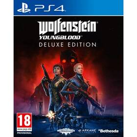 Bethesda PlayStation 4 Wolfenstein: Youngblood Deluxe Edition (5055856425076)