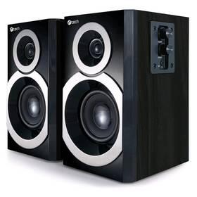 C-Tech SPK-310B, 2.0 (SPK-310B) černé/dřevo