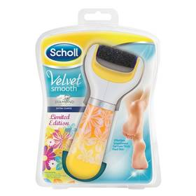Scholl Velvet Smooth Velvet Smooth Diamond Summer Edition žlutý Sluneční brýle se žlutými obroučky (zdarma)