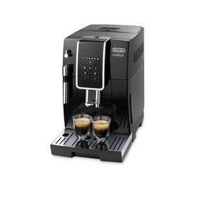 DeLonghi Dinamica ECAM350.15B černé + Káva DeLonghi Kimbo Classic 1kg zrnková v hodnotě 449 Kč+ Skleničky na latte macchiato DeLonghi v hodnotě 449 Kč + Doprava zdarma